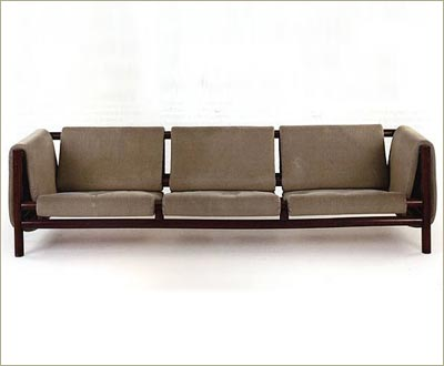 Sofa Industrial Style 03
